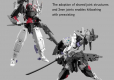 30MM 1/144 EXM-A9s SPINATIO (SENGOKU TYPE) FIRST PRODUCTION LIMITED CUSTOM JOINT SET